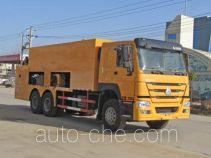 Машина для распределения гидроизоляционной битумной мастики сларри сил Chengliwei CLW5251TFCZ4