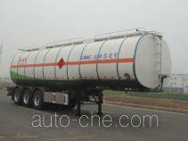 Полуприцеп цистерна битумная (битумовоз) Lingyu CLY9400GLY
