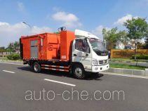 Машина для горячего ремонта асфальтового дорожного покрытия Freetech Yingda FTT5100TXBPM22V