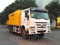 Машина для распределения гидроизоляционной битумной мастики сларри сил Gaoyuan Shenggong HGY5254TFC