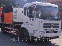 Машина для горячего ремонта асфальтового дорожного покрытия Hongtianniu HTN5160TXB