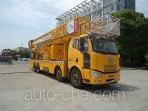 Автомобиль для инспекции мостов Hongzhou HZZ5318JQJ