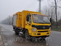 Машина для горячего ремонта асфальтового дорожного покрытия Luxin NJJ5120TXB5