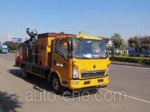 Машина для горячего ремонта асфальтового дорожного покрытия Shengyue SDZ5107TXB
